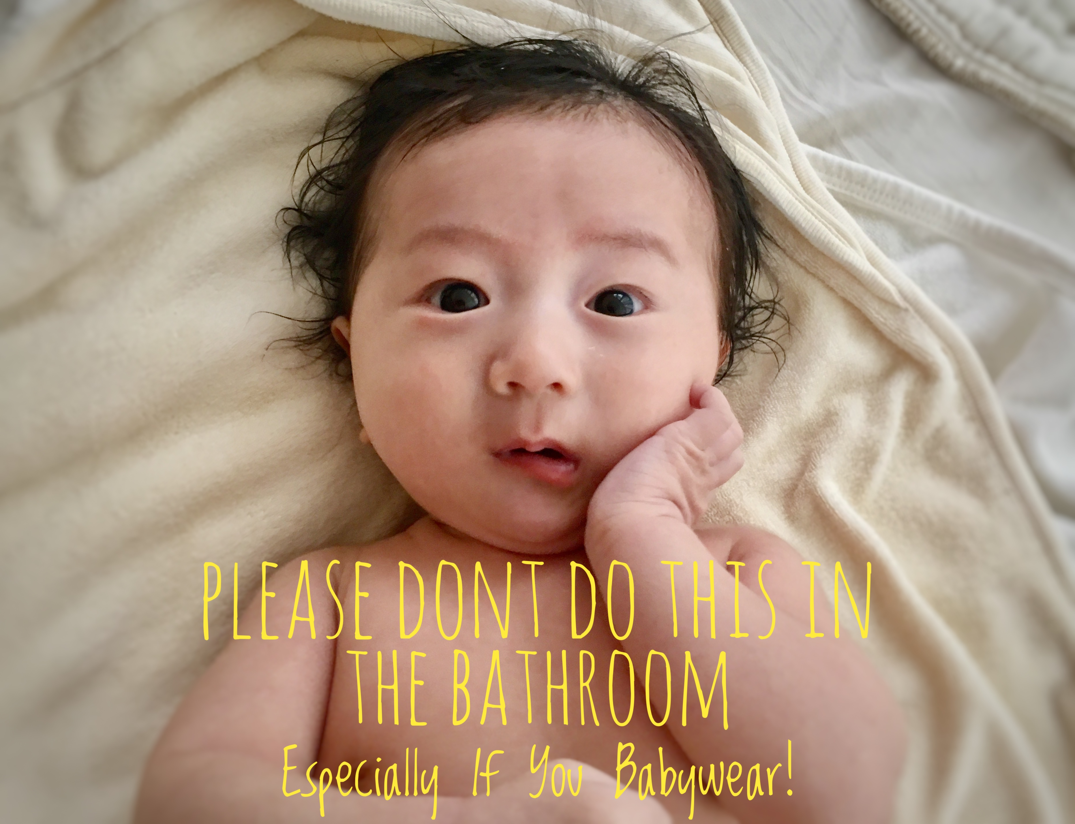 Escape The Bathroom From Guava Juice blog -