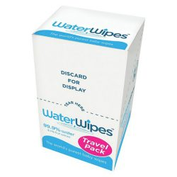 WaterWipes™ Travel Pack