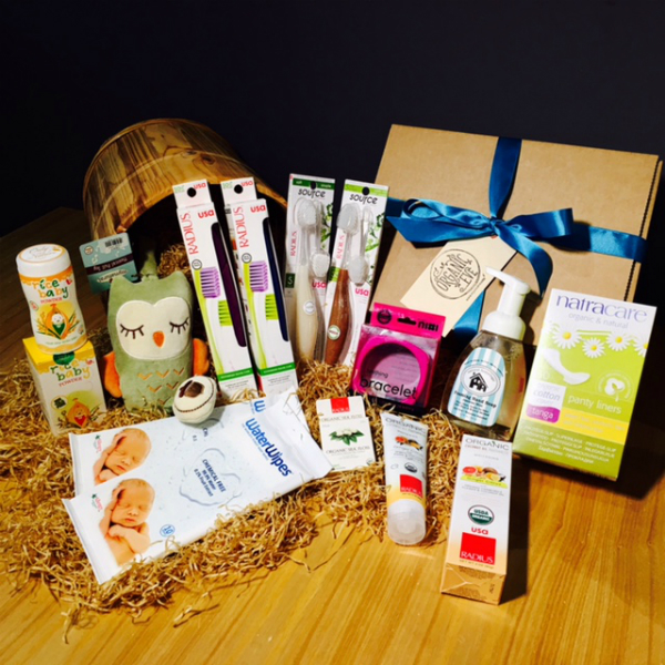 Congrats-You-Are-Pregnant-Box Organic Hamper
