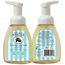 Natural HomeLogic Foaming Hand Soap 8.5 fl oz / 250 ml
