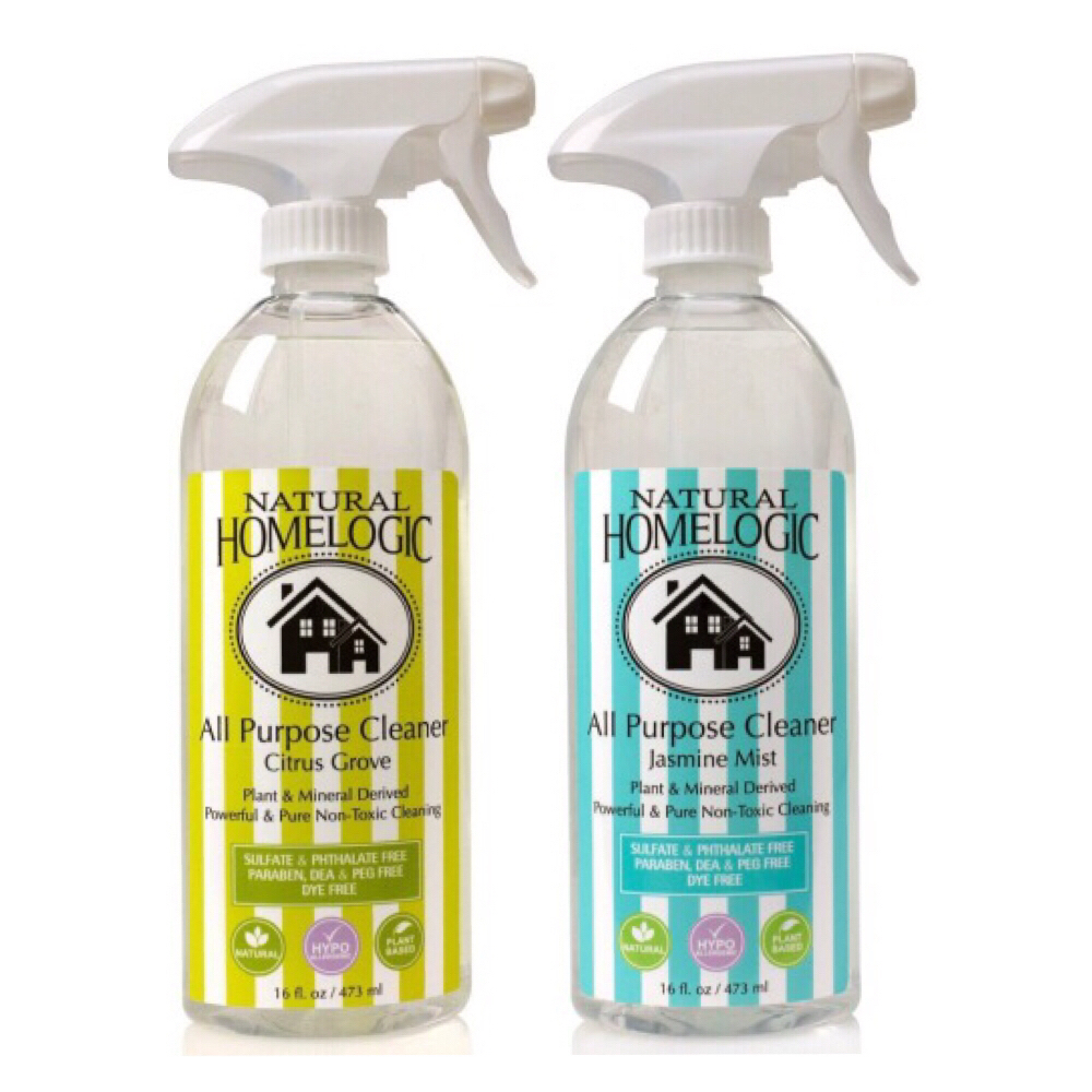 Natural HomeLogic Eco Friendly All Purpose Cleaner