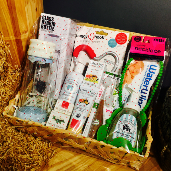 Mummy Pamper Organic Hamper