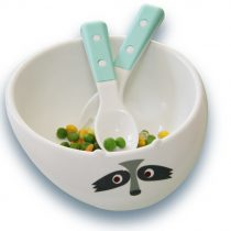 My Natural Eco Gift Set: Fork, Spoon and Bowl