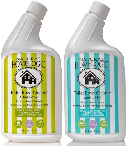 Natural HomeLogic Eco Friendly Toilet Bowl Cleaner