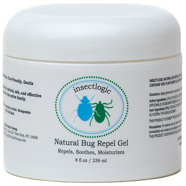 InsectLogic: Safe and Natural Insect Repellent (Value Family Size), 8 fl oz /  236 ml