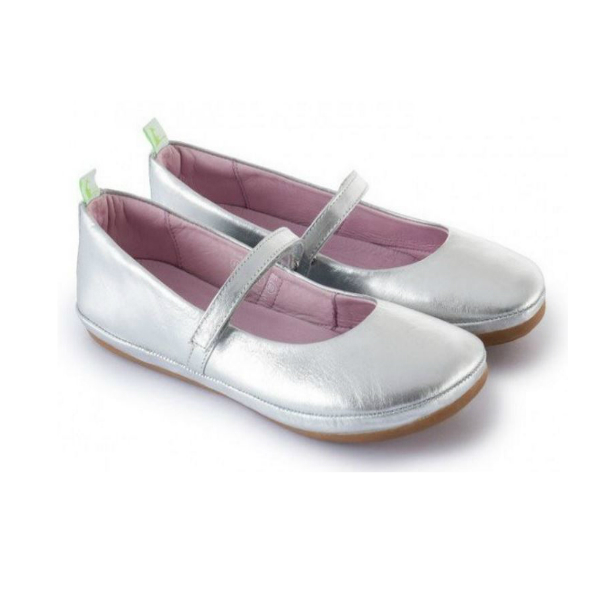 Tip Toey Joey New Fizz Sterling Silver Girl Shoes