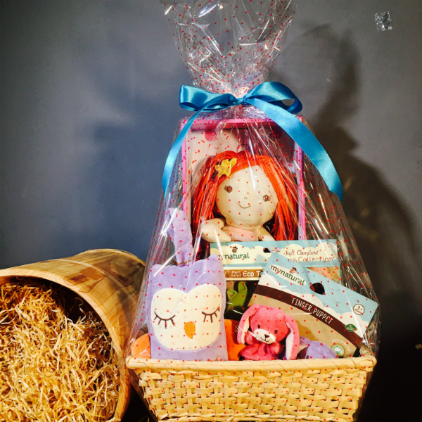 Toy Hamper (Non-toxic & 100% baby safe)