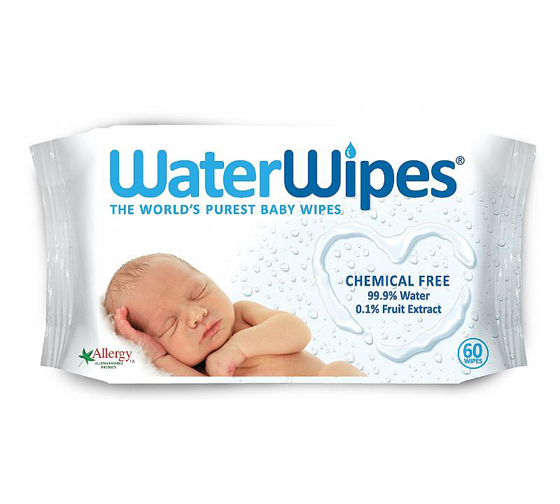 WaterWipes™ Baby Wipes (Value Pack of 4)