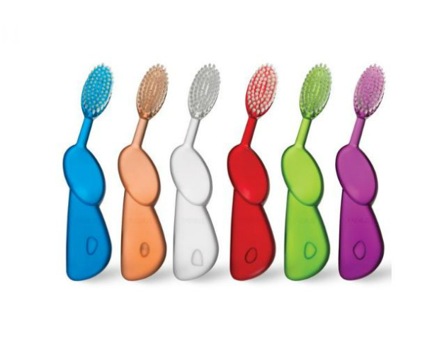 Radius Original Toothbrush (Right handed, Soft)