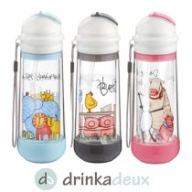 Replacement straws for Drinkadeux Glass Double Wall Insulated Bottle With Straw