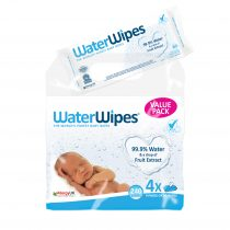 WaterWipes™ Baby Wipes Value Pack (60 sheets x 4 packs)