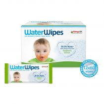 WaterWipes™ Soapberry Baby Wipes (60 sheets x 12 packs carton)